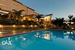 2bedroom holiday flat for rental in Durban for 1week