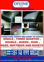 Brand New quality beds at a low factory price get yours now