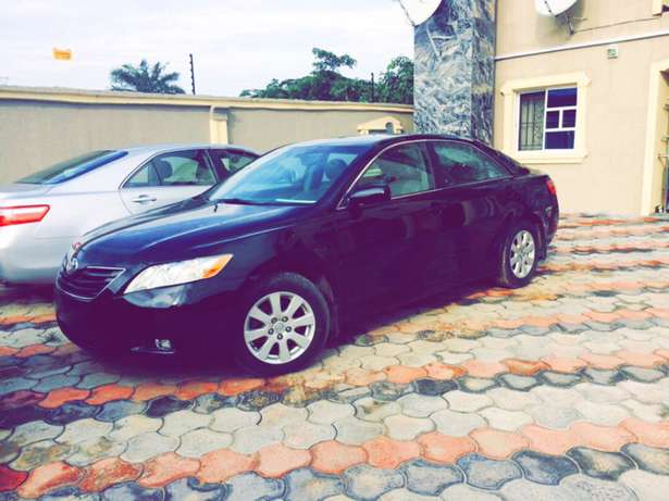 2008 Foreign used Toyota Camry XLE MUSCLE Lekki - image 7