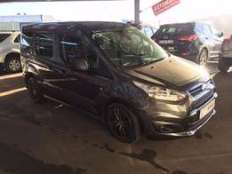 The Perfect Driving Experience, 2015 Ford Tourneo Connect 1.0