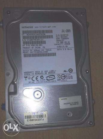 Hitachi Internal sata Harddisk 250 gb Thika - image 1