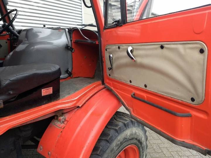 Unimog 416 416 brandweer snelle assen 125 pk - 1976 - image 11