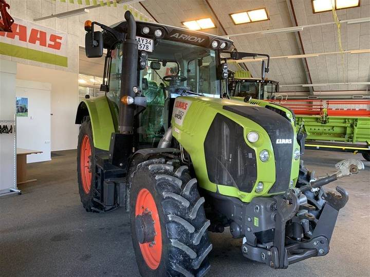 Claas Arion 550 C-matic - 2015 - image 2