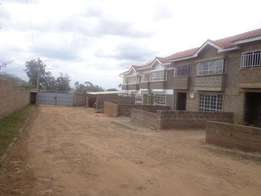 new 4bedroom mansionate all ensuite with servant quarter ksh 36000