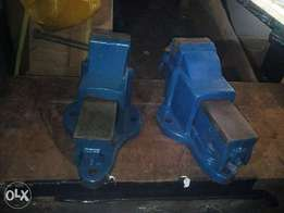 Ex uk heavy duty vice