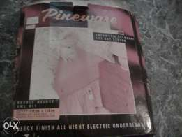 PINEWARE electric under blanket
