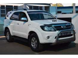 2007 Toyota Fortuner 3.0D-4D for sale