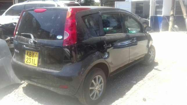 Nissan note KBY with minimal damage on front part Industrial Area - image 4