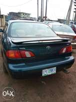 Clean Toyota Corolla 2000 (Buy and Drive)