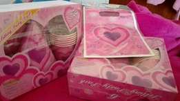 Party Supplies Love Hearts