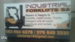 Industrial Forklifts Sa