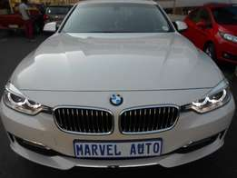 2012 Automatic BMW 320i F30 Sport For 195,000