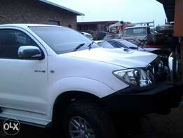 toyola hilux d4D 3,0 and 2.5