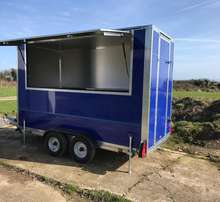 Mobile Catering / Burger Van / Coffee / Bar / Ice Cream / Crepe