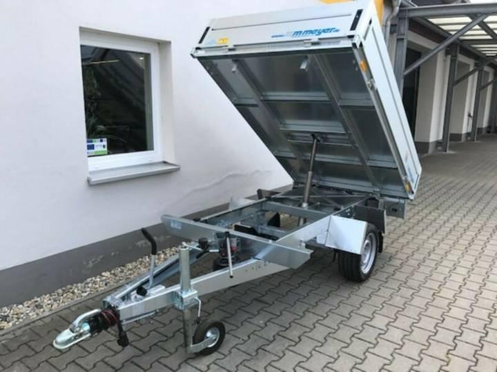 Wm Meyer Rückwärtskipper 1.500 Kg mit Stützrad - 2019