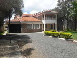 Stand alone double storey house for sale in Syokimau