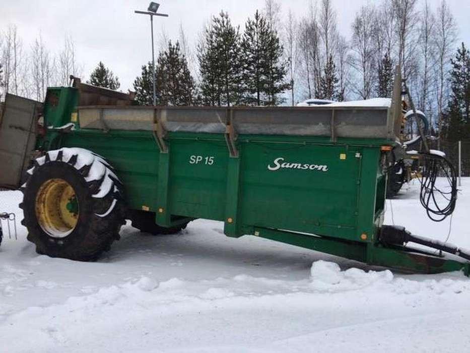 Samson Sp15 - 2006