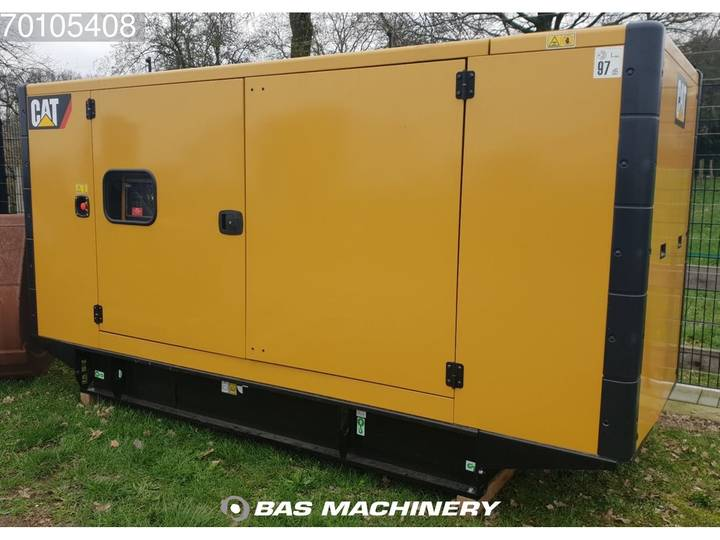 Caterpillar DE220E0 NEW unused generator - 220 KVA - 2017
