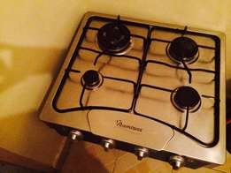 4 Burner Ramtons Table top gas burner