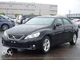 Toyota Mark X relax model new shape