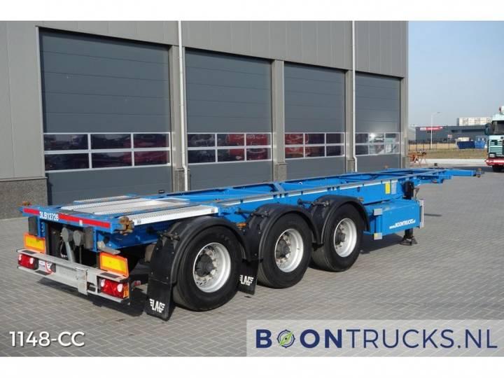 LAG O-3-cc 20-30ft Adr *3640 Kg *top Condition* - 2015