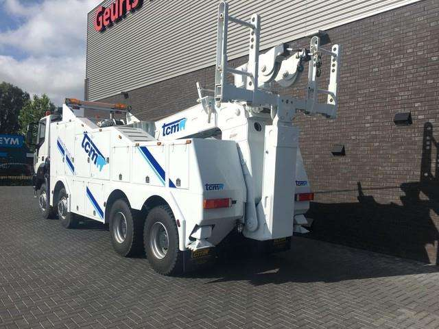 Iveco ASTRA 8848 HD 9 8X8 RECOVERY TRUCK NEW - 2014 - image 3