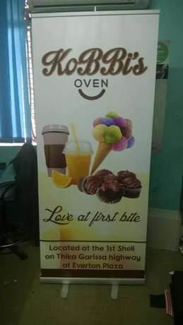 Roll Up Banners Westlands - image 1
