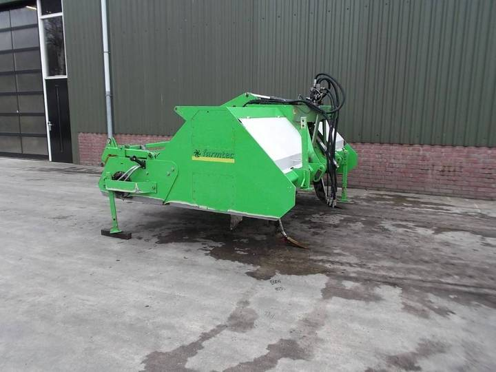 Farmtec Agri 300 spitmachine - 2012