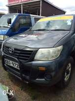 Toyota hilux local 2011