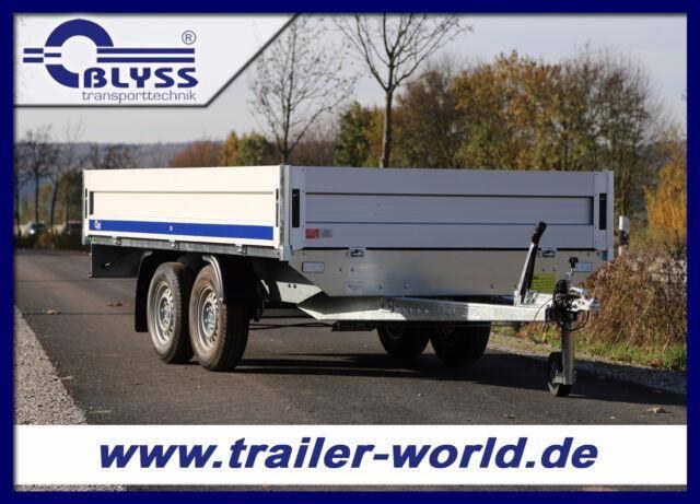 Blyss Hochlader 2700kg GG Anhänger 310x160x40 cm