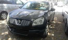 Nissan dualis 2010 model black