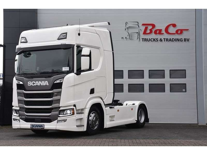 Scania R 450 A4x2na Ngs 20h - Euro 6 - Only 67 Tkm - Like New - - 2018