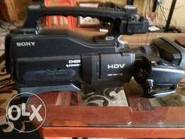 Sony HVR-HD1000 Camera (TOKUNBO)