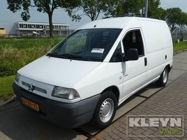 Citroën JUMPY 1.9D - 2003