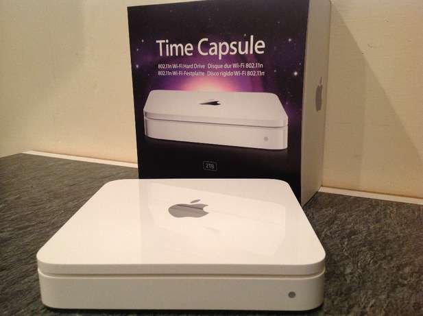 Apple Time Capsule 2TB Menlyn - image 1