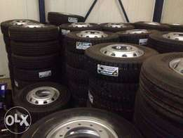 JINYU 295/80R22.5 - To be Imported