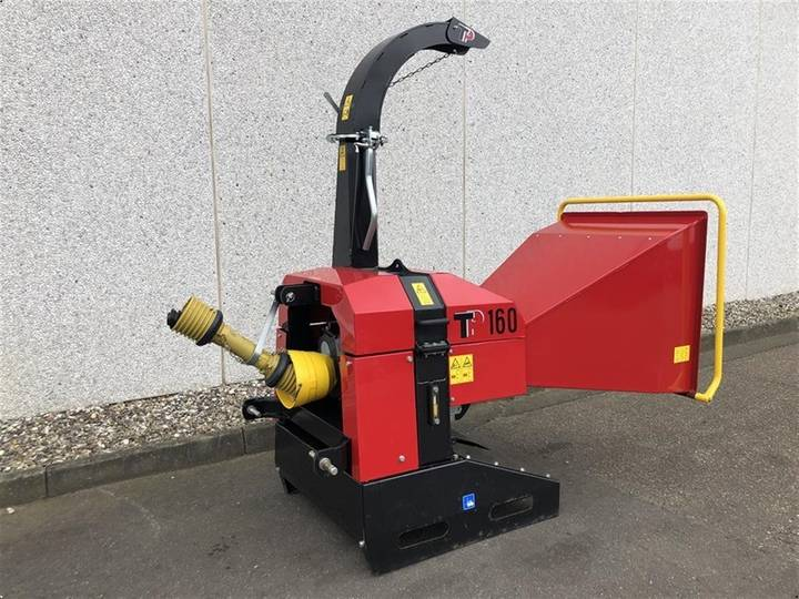 TP 160 PTO MED SPEED UP GEAR 540/1000 OMDR. - 2012