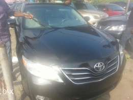 Direct foreign used tincan cleared tokunbo toyota camry 09 xle fulopti