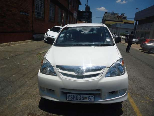 2009 Toyota Avanza 1.3 Available for Sale Johannesburg - image 1