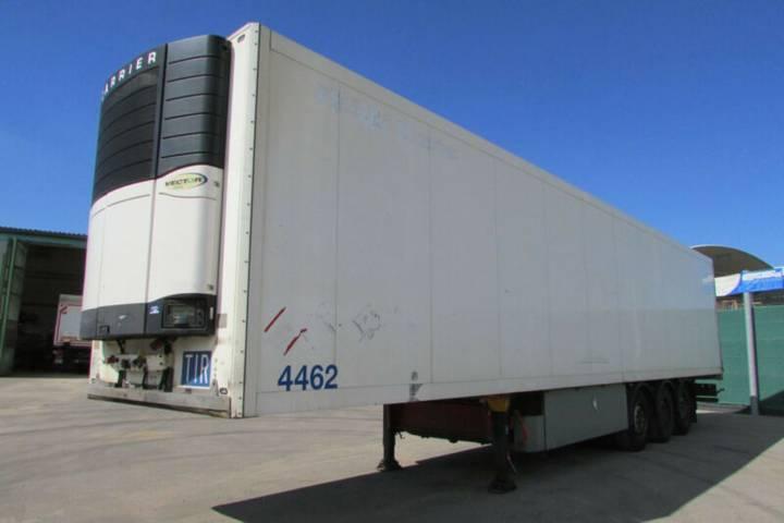 Schmitz Cargobull SKO 24 - CARRIER VECTOR 1850 Nr.: 454 - 2008