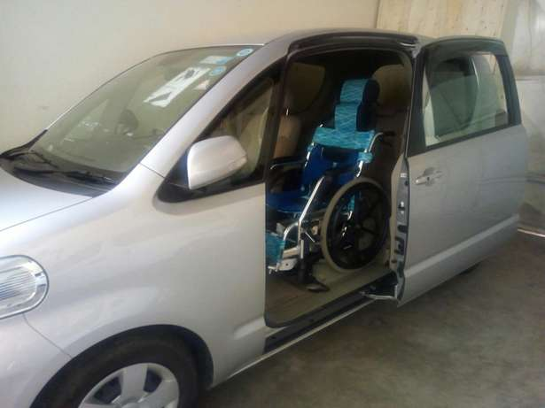 Toyota Porte with wheelchair Mombasa Island - image 1