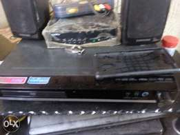 Used home theater DVD player