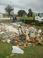 Rubble and refuse removals