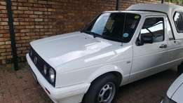 2006 VW Caddy Bakkie (Pickup) 1.6 Great Condition