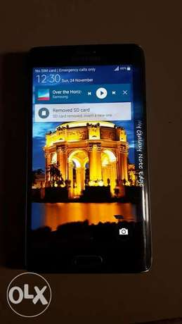 SAMSUNG GALAXY NOTE EDGE, 32gb ram with extra battery & jacket Wuse 2 - image 5