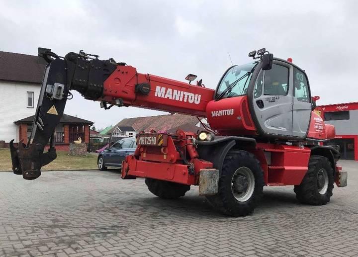 Manitou MRT 2540 - 2010