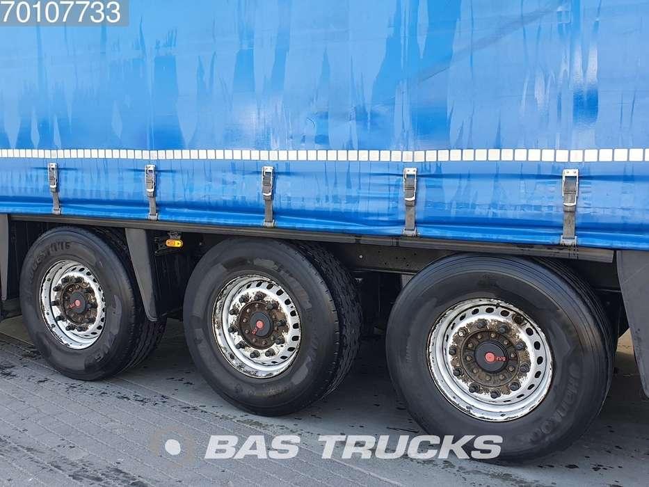 Schmitz Cargobull S01 3 axles Liftachse Coilmulde Palettenkasten - 2011 - image 6