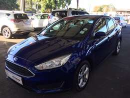 Get the Action Packed, 2016 Ford Focus 1.0 EcoBoost Ambiente