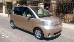 Toyota Porte, 2010, 1300cc, R/Rails, B/Camera, A/Port, Power Door