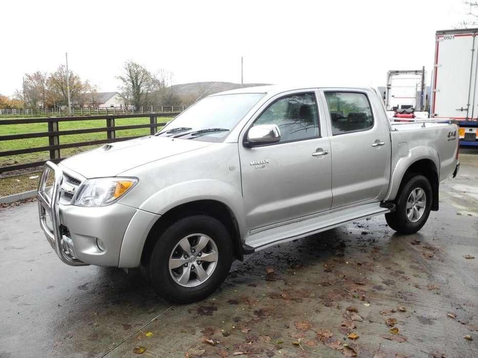 Toyota Hilux D4D pick-up for sale   Tradus